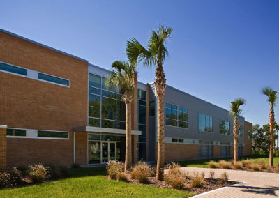 JACKSONVILLE UNIVERSITY – MARINE SCIENCE RESEARCH INSTITUTE