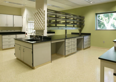 UNIVERSITY OF FLORIDA – BIOMEDICAL RESEARCH LABORATORY