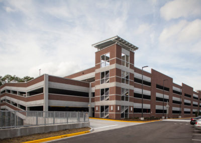UNF – ELEVATED PARKING DECK