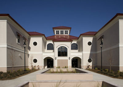 ST. JOHNS RIVER STATE COLLEGE – HEALTH SCIENCE BUILDING