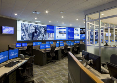 MERRILL LYNCH INTEGRATED OPERATIONS COMMAND CENTER