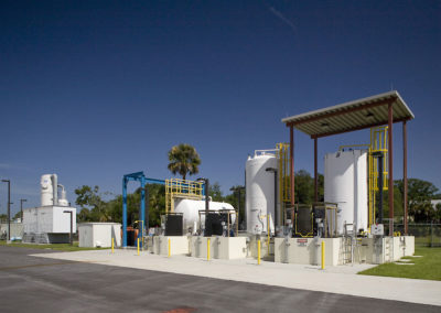 ST. AUGUSTINE WATER TREATMENT CENTER