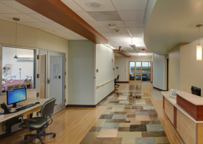 BAPTIST MEDICAL CENTER SOUTH – 8TH FLOOR ICU
