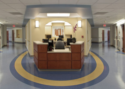 UF Health Jacksonville – 8-North Nursing Unit Renovation