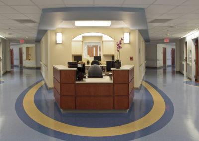 UF Health Jacksonville – 8-North Nursing Unit Renovation