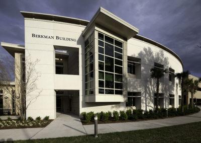 BAPTIST HEALTH – NASSAU CAMPUS-BERKMAN BUILDING
