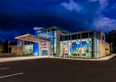 BAPTIST HEALTH EMERGENCY CENTER | TOWN CENTER