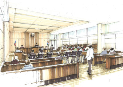 FIFTH DISTRICT COURT OF APPEALS RENOVATION
