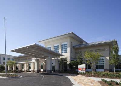 BAPTIST HEALTH – CLAY OUTPATIENT CENTER