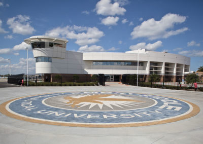 EMBRY-RIDDLE AERONAUTICAL UNIVERSITY – HAGEDORN AVIATION COMPLEX