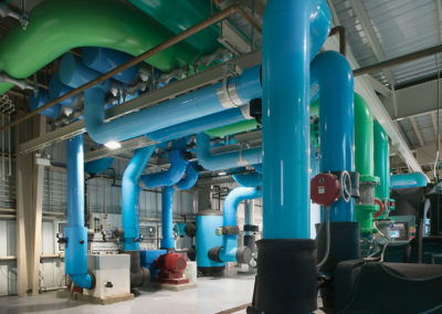 DAYTONA STATE COLLEGE – CHILLER PLANT PHASE III