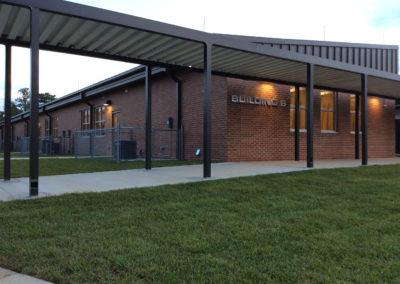 VERNON ELEMENTARY SCHOOL – BUILDING 6 REPLACEMENT