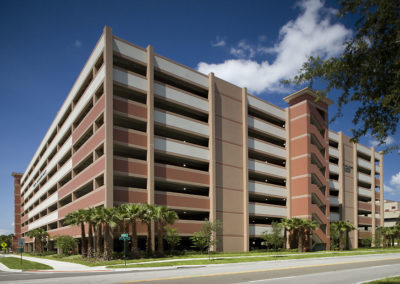 UNIVERSITY OF SOUTH FLORIDA – RICHARD A. BEARD PARKING FACILITY