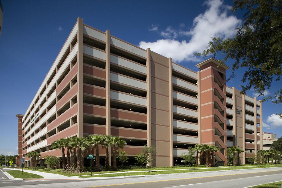 Laurel Drive Park Facility university of south florida