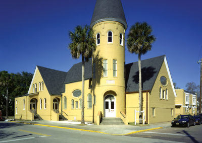 ANCIENT CITY BAPTIST CHURCH RENOVATIONS