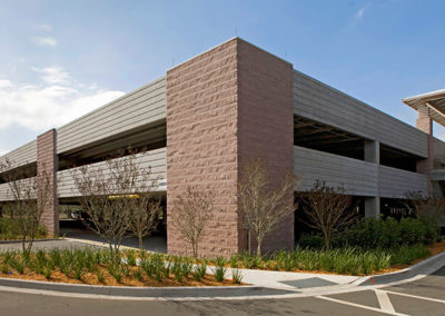 MERRILL LYNCH INTEGRATED OPERATIONS COMMAND CENTER – PARKING GARAGE