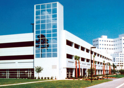MAYO CLINIC JACKSONVILLE – PARKING GARAGE