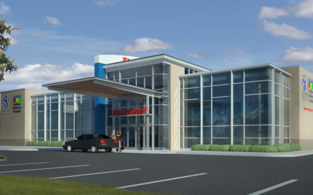 Perry-McCall Construction Breaks Ground on Newest Baptist Health Emergency Center