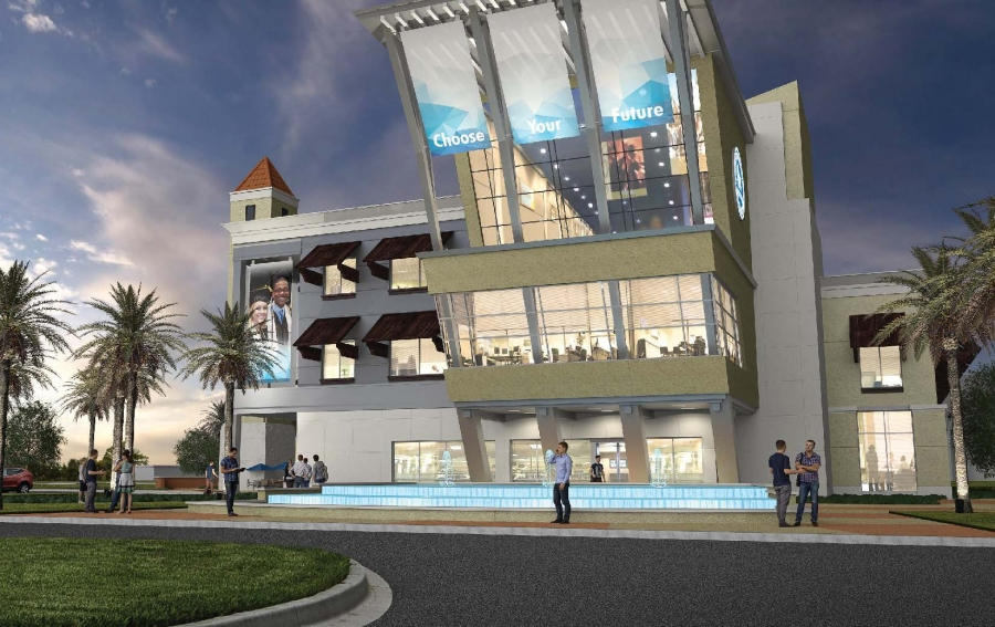 Awarded Daytona State College Student Center & Workforce Transition Facility