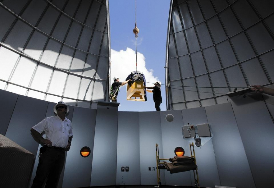 Embry-Riddle reaches for the stars with $1M telescope