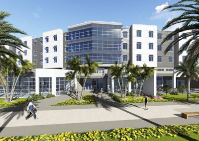 EMBRY RIDDLE STUDENT RESIDENCE HALL – PHASE II
