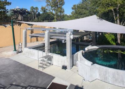 Jacksonville Zoo Manatee Critical Care Center