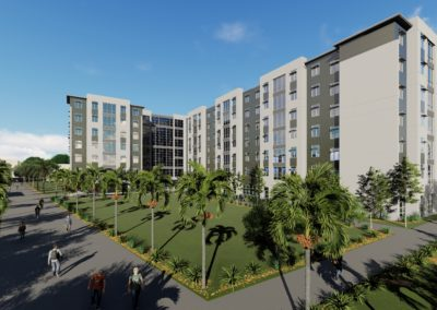 EMBRY RIDDLE STUDENT RESIDENCE HALL – PHASE III
