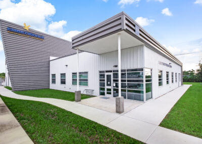 EMBRY RIDDLE EAGLE FLIGHT RESEARCH HANGAR