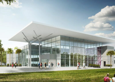 EMBRY RIDDLE EAGLE FITNESS COMPLEX